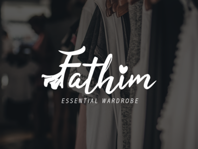 Logo Fathim for Wardrobe