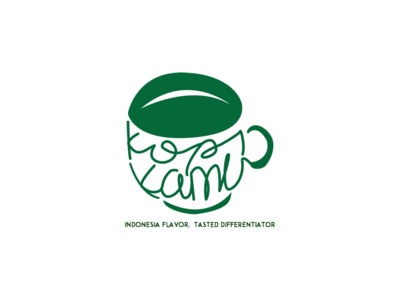 Logo Kopikamu Coffee version 2