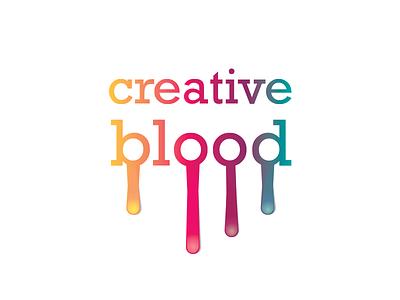 Creative Blood Logo Design identity design logo design logo specturm blood creative
