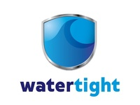 WaterTIght Logo Design