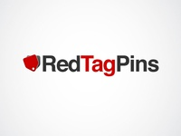 Red Tag Pins