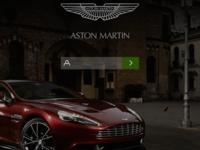 Aston Martin app concept