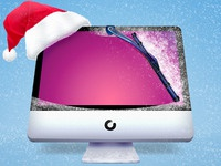 Snowy CleanMyMac icon