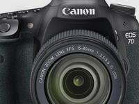 Canon EOS 7D Icon