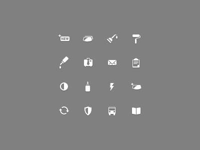 Ivanko Icons icon mini icon automobile icon auto