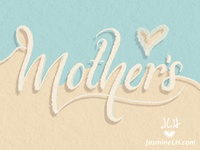 Mother's | Lettering