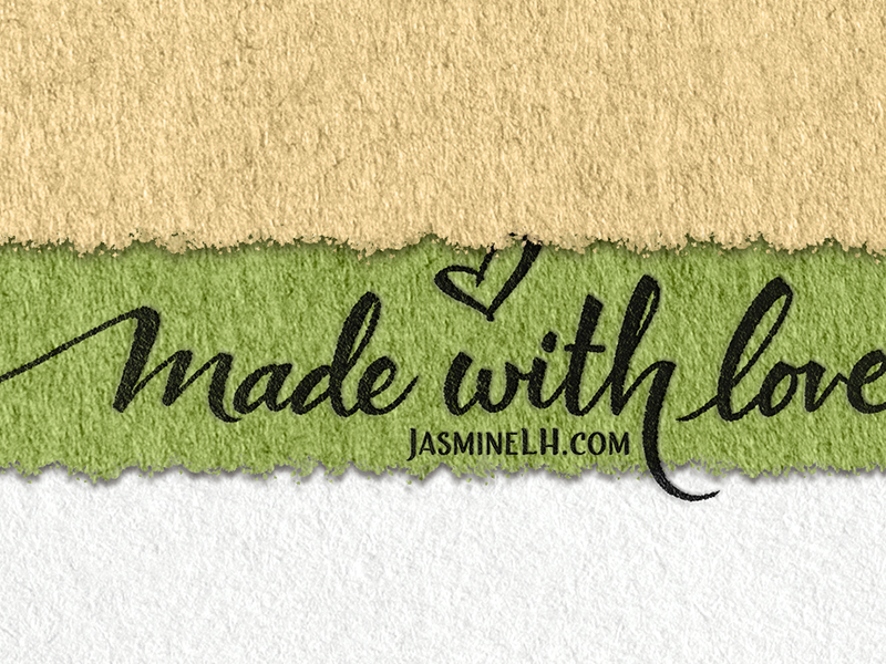 Jlh Photoshop Lettering Paper Textures by Jasmine Lové | Dribbble