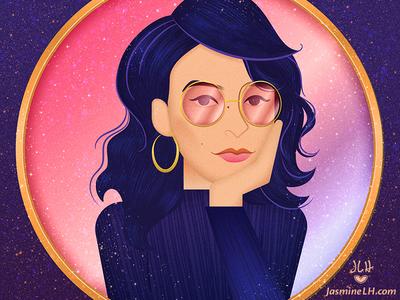 Marly Gallardo Portrait   Adobe Live Entry