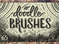 Doodle Brushes | Cover 1