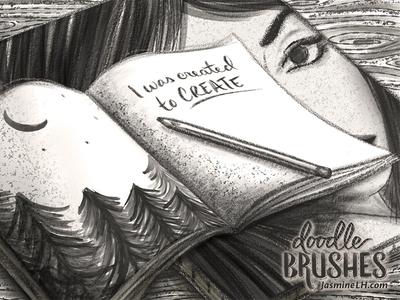 Doodle Brushes | Artwork 2