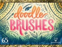 Doodle Brushes | Cover 2