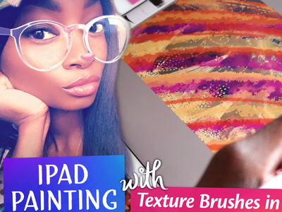 Adobe Photoshop Sketch Timelapse Review | YouTube drawing colors speedpaint youtube art illustration pattern design digital painting ipad painting ipad art adobe photoshop sketch