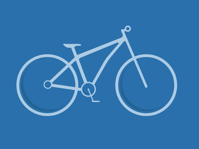 Bike bike illustration vector