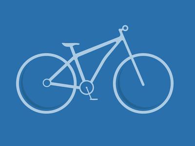 Bike bike illustration vector