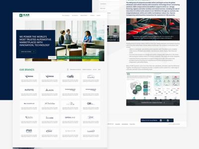Unused Design Concept ada greys green blue flat responsive web web design website ui ux design