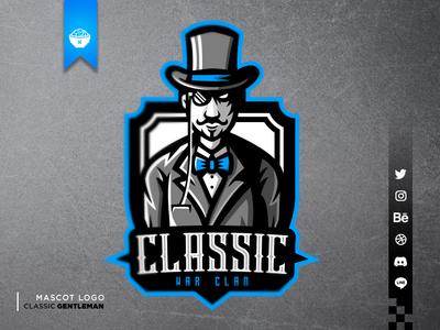 Classic Gentleman Logo