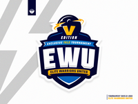 EWU Tournament 5 Edition Logo