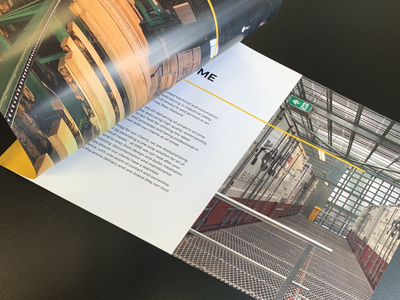 DRE Systems Ltd photography offering identity collateral direct marketing brochure design brochure marketing design branding
