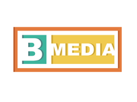 Baumy Media Logo Idea 1 rnd 2