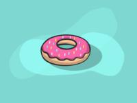 Yummy donut