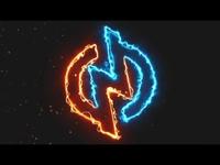 Lighting Logo Reveal