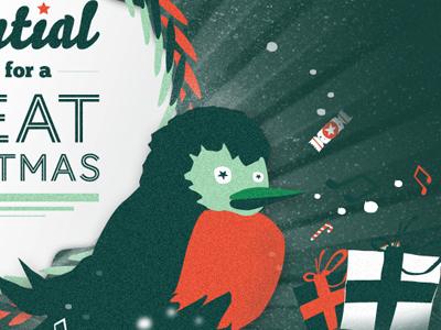 Cogent Xmas2 christmas illustration