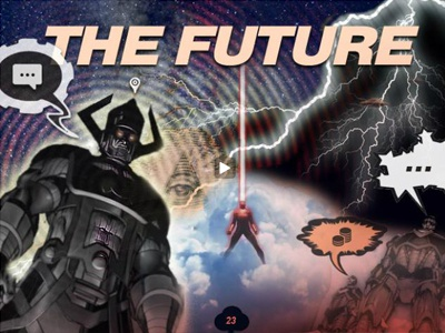 The Future - Chirpag ep:23 future podcast graphic design web design