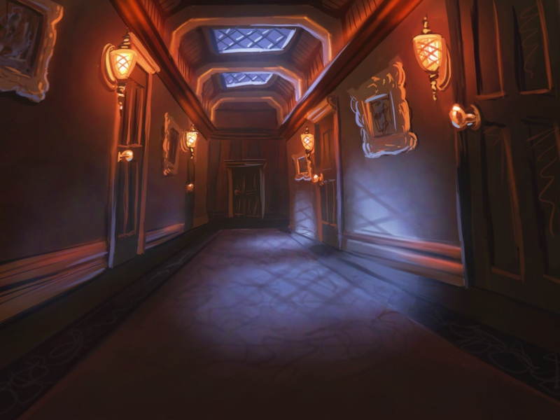 Animated Interior Art Concepts