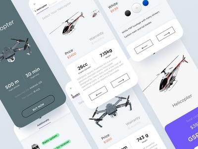 Mobile Design | Dji