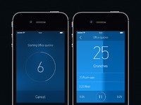 Iphone app present