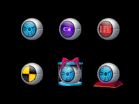 new DaisyDisk icons