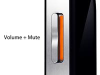 volume + mute combo idea