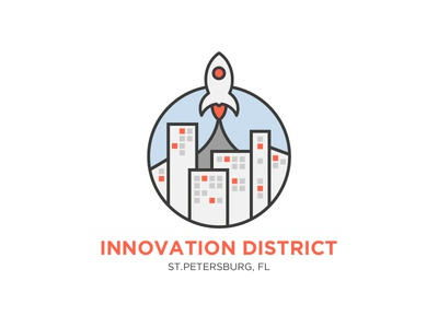 Innovation District Option 3