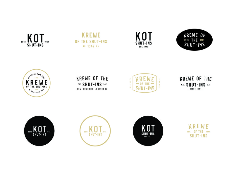 Kot Krewe Of The Shut Ins By Framework Dribbble Dribbble