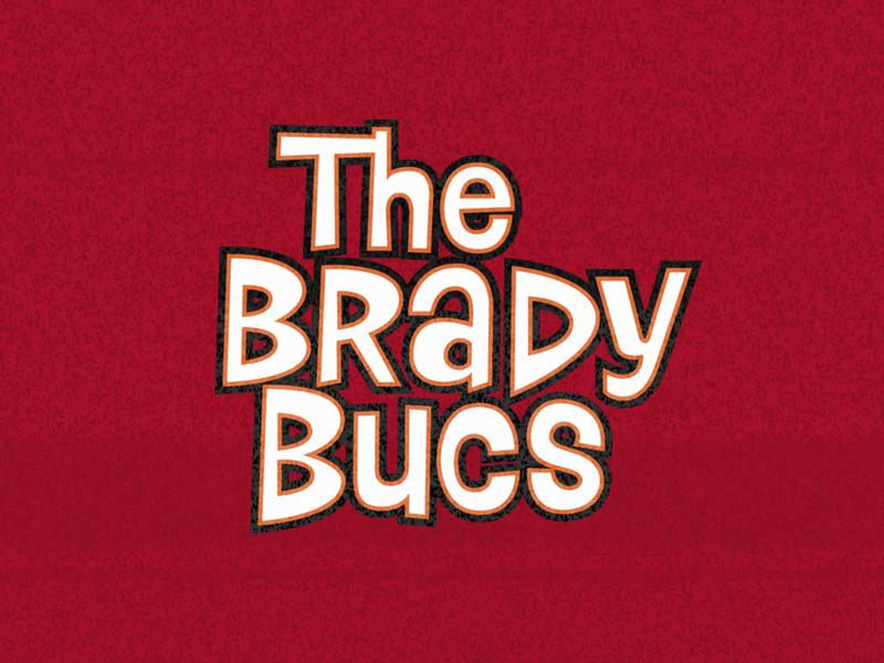 The Brady Bucs