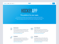 HockeyApp Website