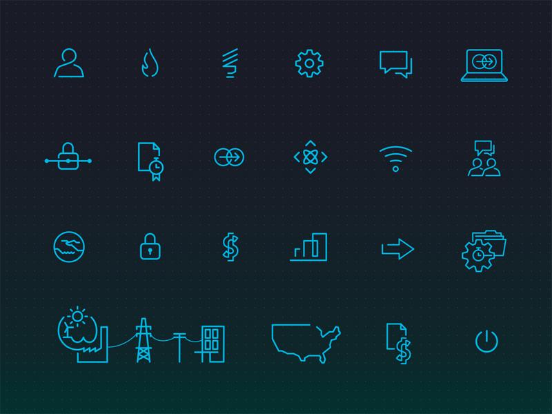 Napb icons