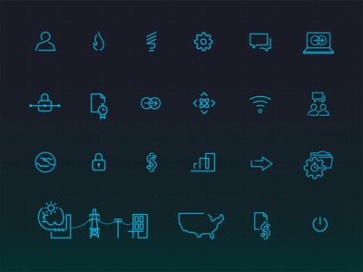 C&I Icons