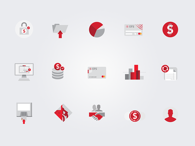 Corp Communications Icons