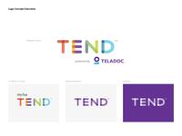 Telemedicine Branding Concept