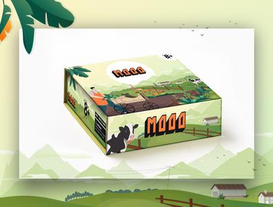 Mooo game packaging