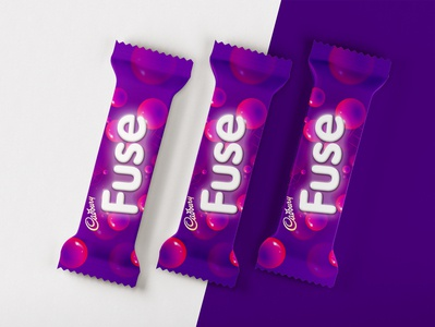 Cadbury Fuse package redesigned | Weekly Warm-ups