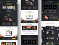 Dilykit website design