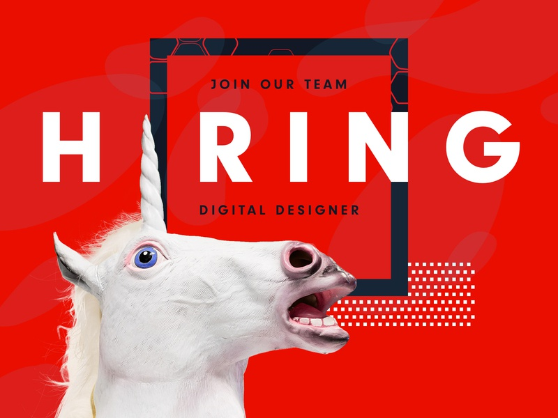 Join Our Team - Digital Designer digital designer role web design job design job chicago designer position join us design position open position design team