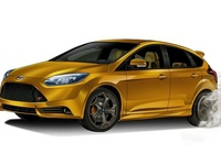 Ford focus st 2012 Color