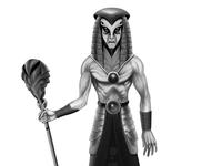 Mythological Alien