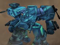 Mecha Soldier Concept