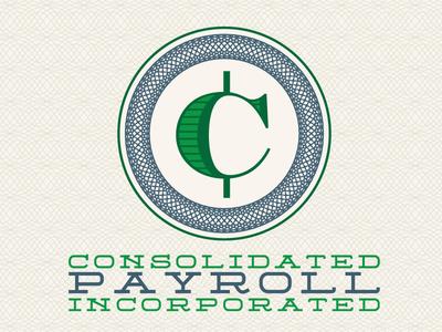 Consolidated Payroll Inc. Logo