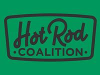 Hot Rod Coalition Badge
