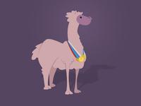 Llama Wins